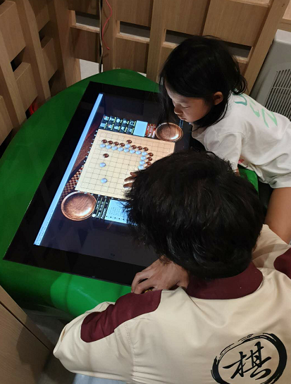Introduction of touch table